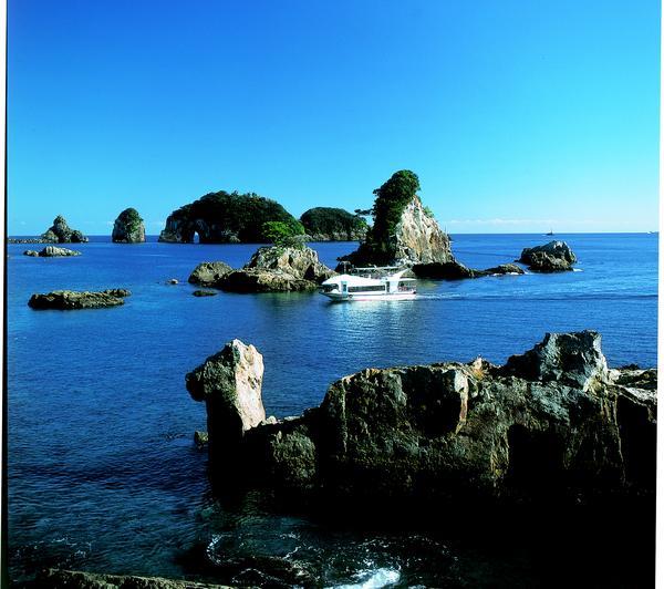紀の松島めぐり image