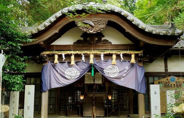 藤白神社 image