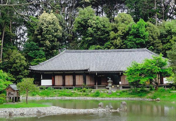 浄瑠璃寺 image