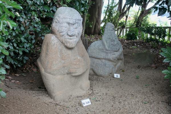 吉備姫王墓(猿石) image