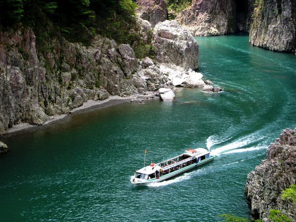 瀞峡ウォータージェット船 image