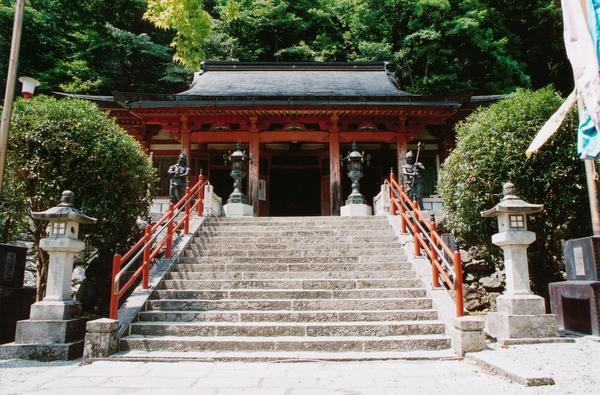 大峯山龍泉寺 image