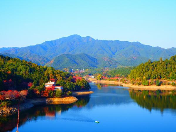 津風呂湖 image