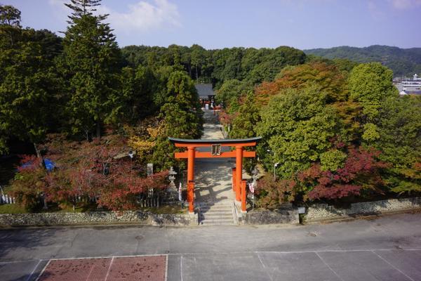 龍田大社 image