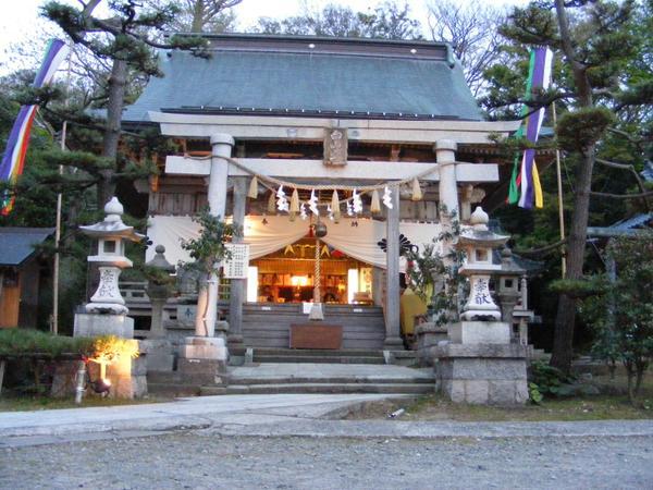 白山媛神社 image
