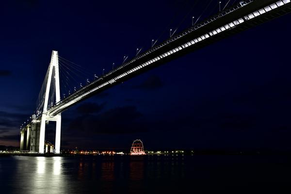 สะพานชินมินาโตะ-โอฮาชิ image