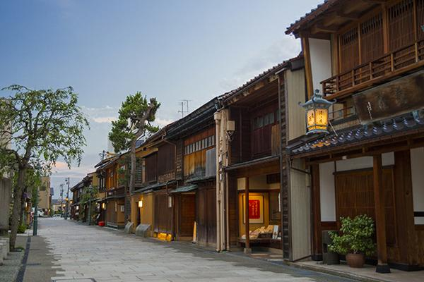 にし茶屋街 image