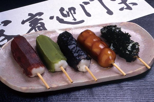 Eguchi Dango Main Shop image