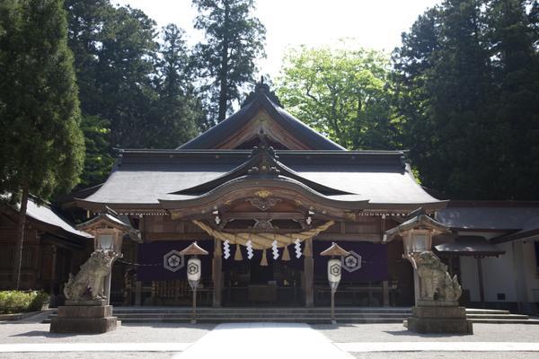 白山比め神社 image