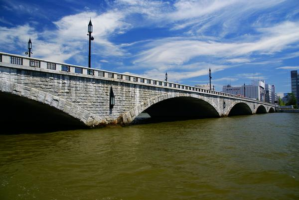 萬代橋 image