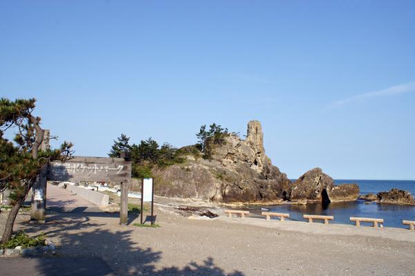 曽々木海岸 image