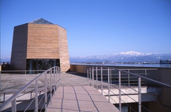中谷宇吉郎 雪の科学館 image
