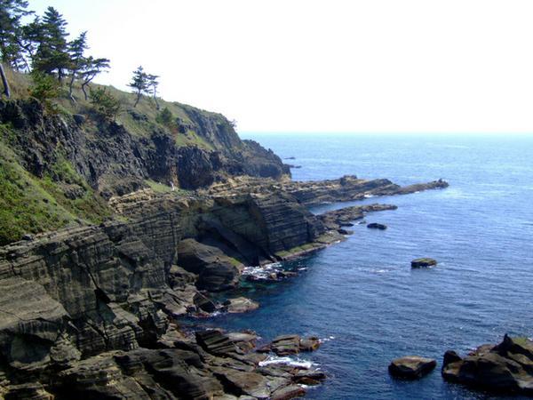 ヤセの断崖 image