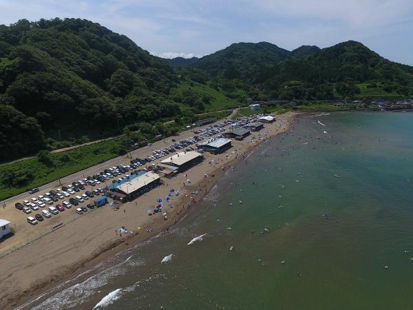 なおえつ海水浴場 image