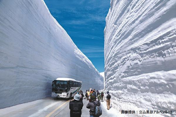 เส้นทางทาเตยามะ-คุโรเบะอัลไพน์ image