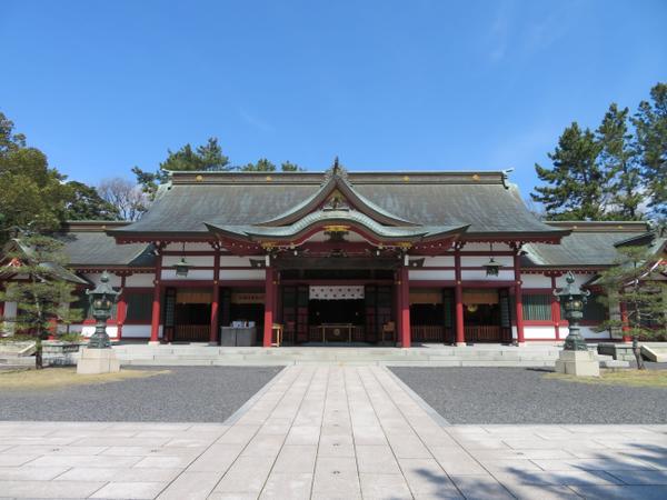 Kehi-jingu Shrine image