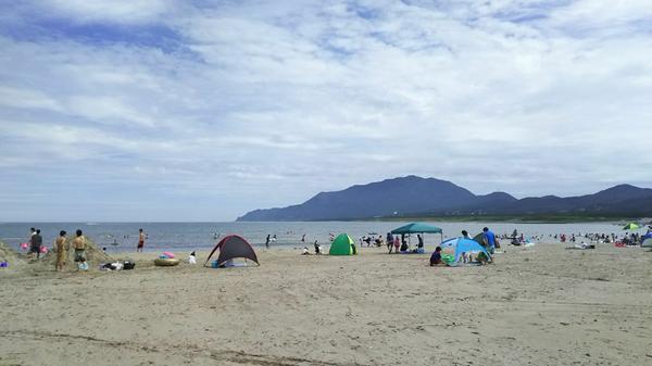寺泊中央海水浴場 image
