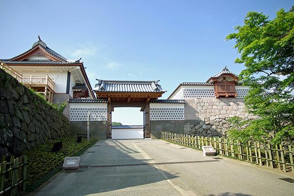 가나자와성 공원 image