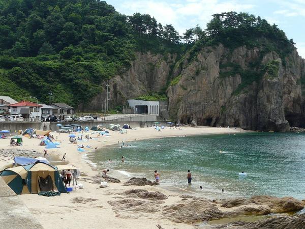 笹川海水浴場 image