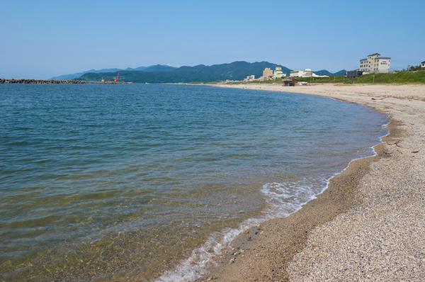 濑波温泉海水浴场 image