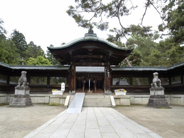 Uesugi-jinja Shrine image