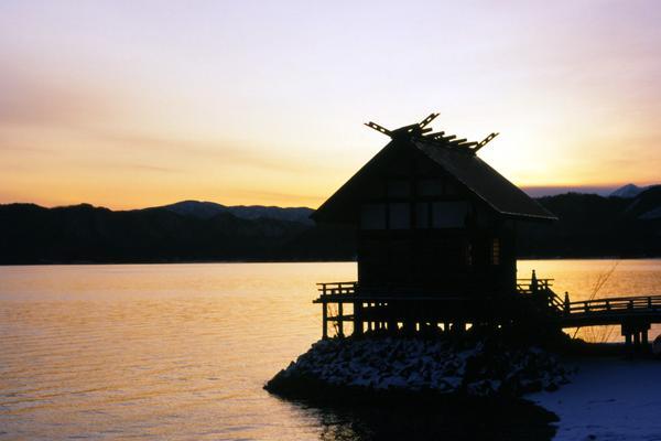 浮木神社 image