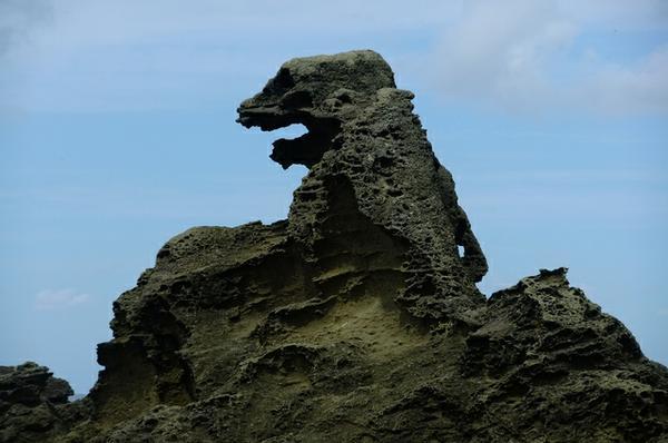 ゴジラ岩 image