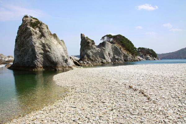 浄土ヶ浜 image