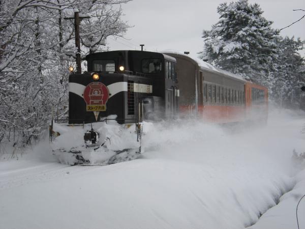 ストーブ列車 image