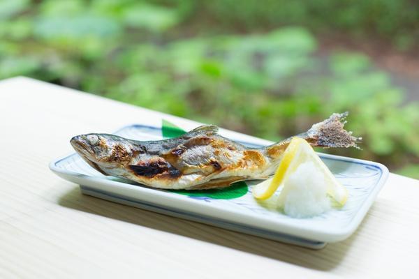 เคริว-โนะ-เอกิ โออิราเสะ (ร้านขายของฝากและร้านอาหารแห่งลำธารโออิราเสะ) image