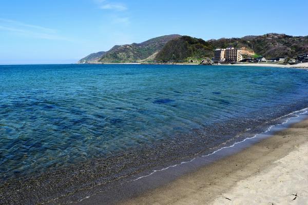由良海水浴場 image