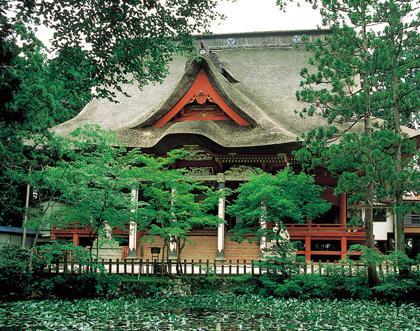 三神合祭殿 image