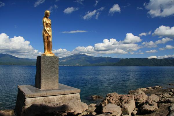 ทะเลสาบทาซาวะ image