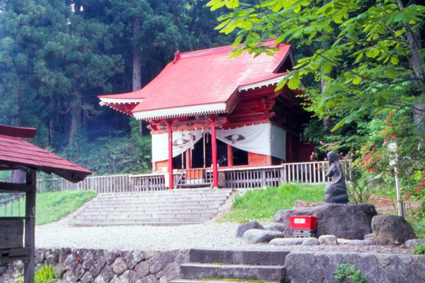御座石神社 image