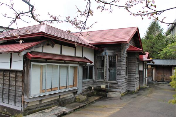 บ้านหลบภัยสงครามของดะไซ โอซามุ (อดีตที่ตั้งเรือนชินซาชิกิของตระกูลสึชิมะ) image