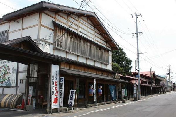 津軽黒石こみせ駅 image