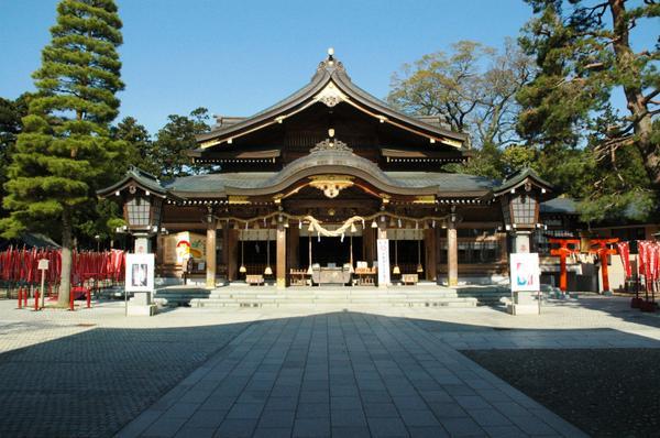 竹駒神社 image