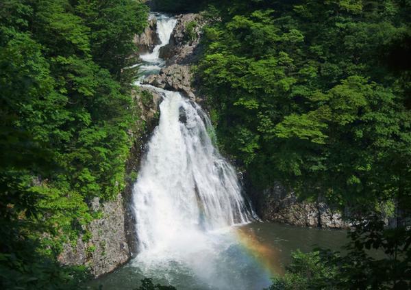 法体の滝 image