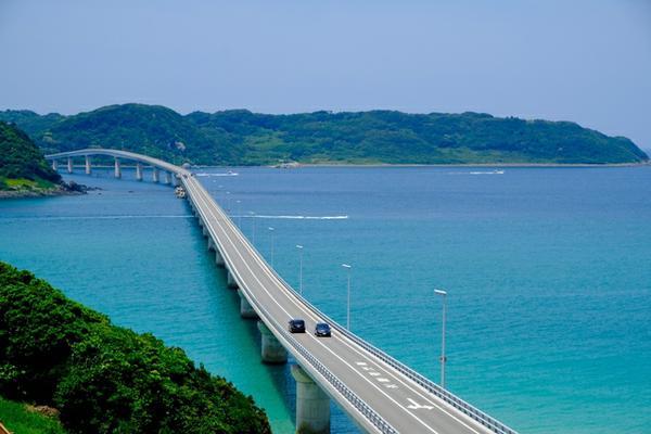 角岛大桥 image