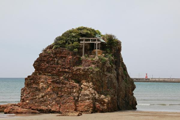 稲佐の浜 image