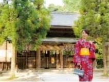 玉作汤神社 image