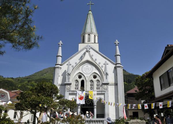 津和野カトリック教会 image