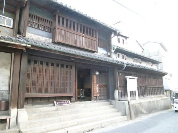 鞆の津の商家 image