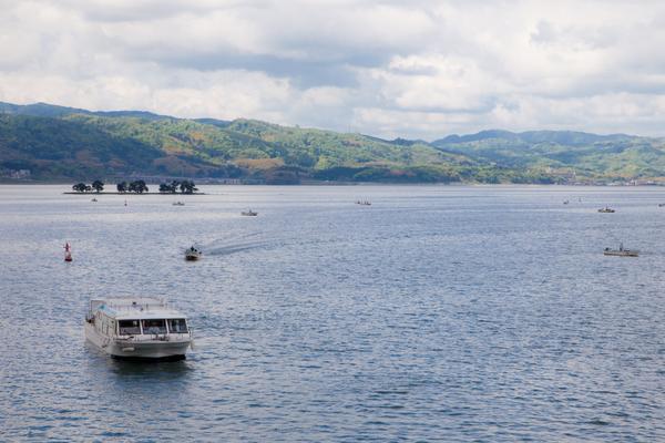 宍道湖観光遊覧船はくちょう image