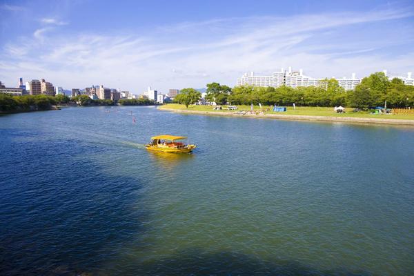 广岛河川游览船 image