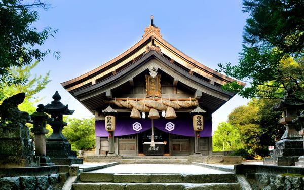 白兎神社 image