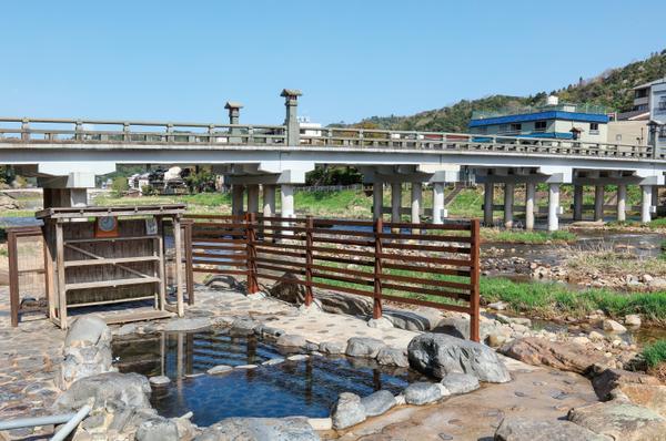 河原風呂 image