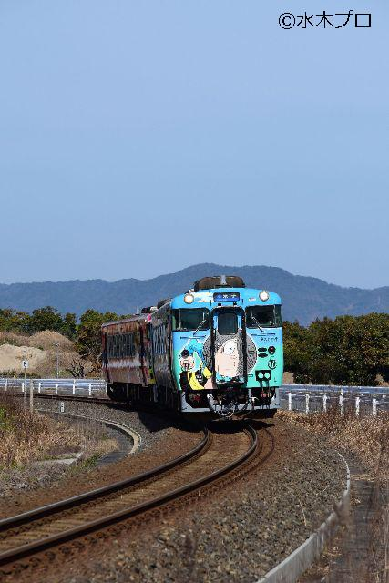 鬼太郎列車シリーズ image