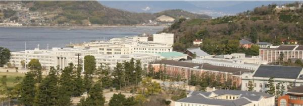 JMSDF the First Service School (Former Imperial Naval Academy) image