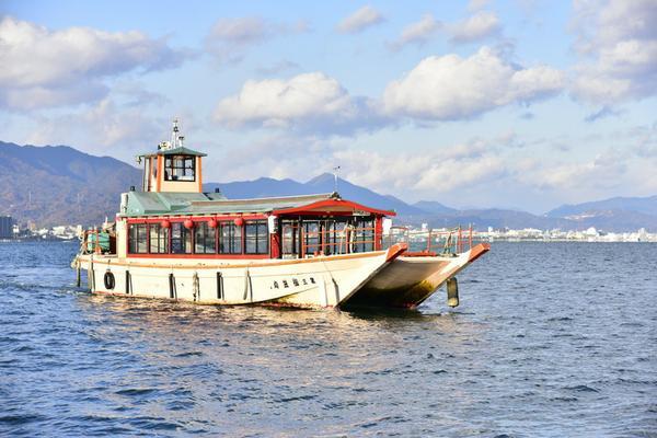 宫岛参拜游览船 image